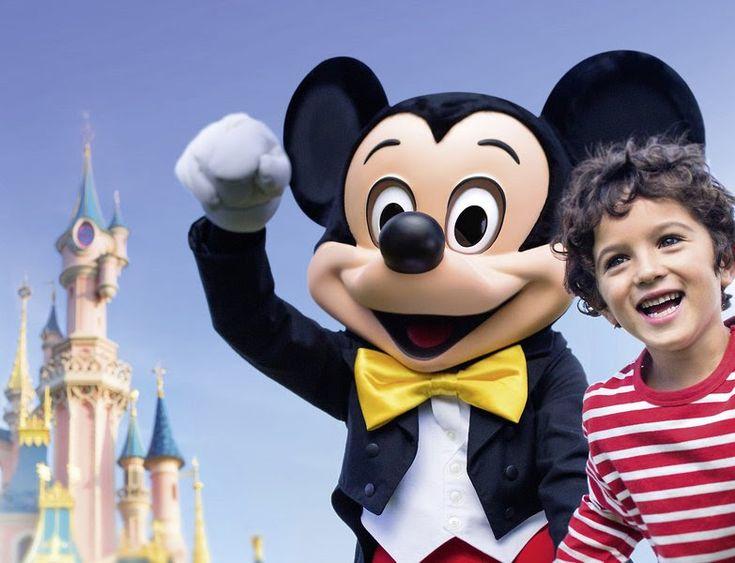 DISNEYLAND Paris- NOU! Reduceri de pana la 30% pt. sejur pana la 31.10! http://bit.ly/2yxU4oN #disneyland #travel #enjoydisnayland #vacation #familyvacation