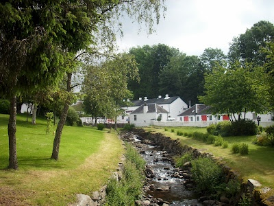 Edradour Whisky Distillery