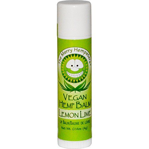 The Merry Hempsters - Vegan Hemp Lip Balm Zitrone-Limette... https://www.amazon.de/dp/B000QVDQDG/ref=cm_sw_r_pi_dp_x_3zlfybDYWDJ56