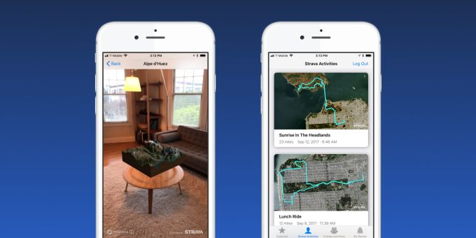 Mapbox acquires augmented reality activity tracking app Fitness AR