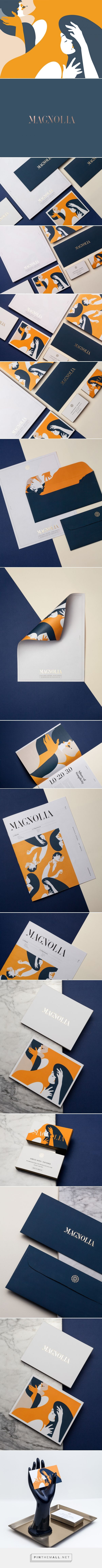 MAGNOLIA Industrial Design Studio Branding by Monotypo Studio | Fivestar Branding Agency – Design and Branding Agency & Curated Inspiration Gallery  #branding #brand #design #designinspiration