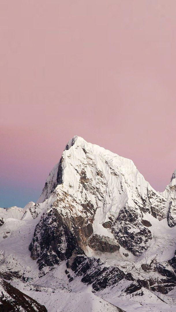 Aesthetic Background Cool Gradient Mountain Nature Tumblr Wallpaper Lockscreen First S Aesthetic Wallpapers Beautiful Wallpapers Aesthetic Backgrounds