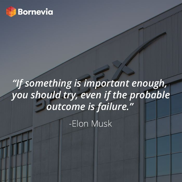 Give it a try! #try #important #failure #failed #business