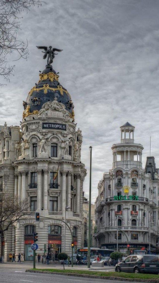 Madrid , Spain