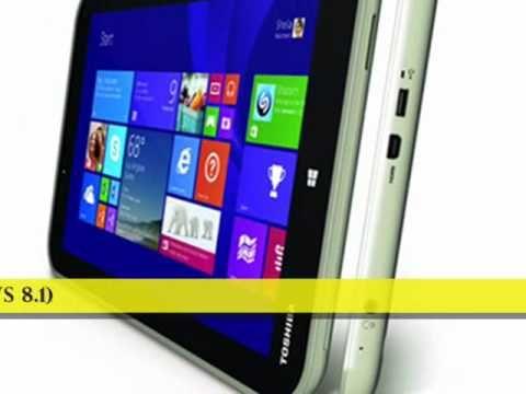 """8"""" Tablet PC (Toshiba Encore) Intel Atom Series 1.33GHz,2GB RAM,64GB HDD..."""