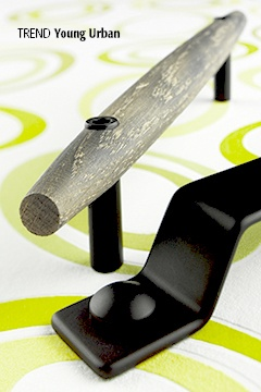 Trend Young Urban #moebelgriff #furniture #knob #furniture #interieur #moebel #griffe #handles #unionknopf