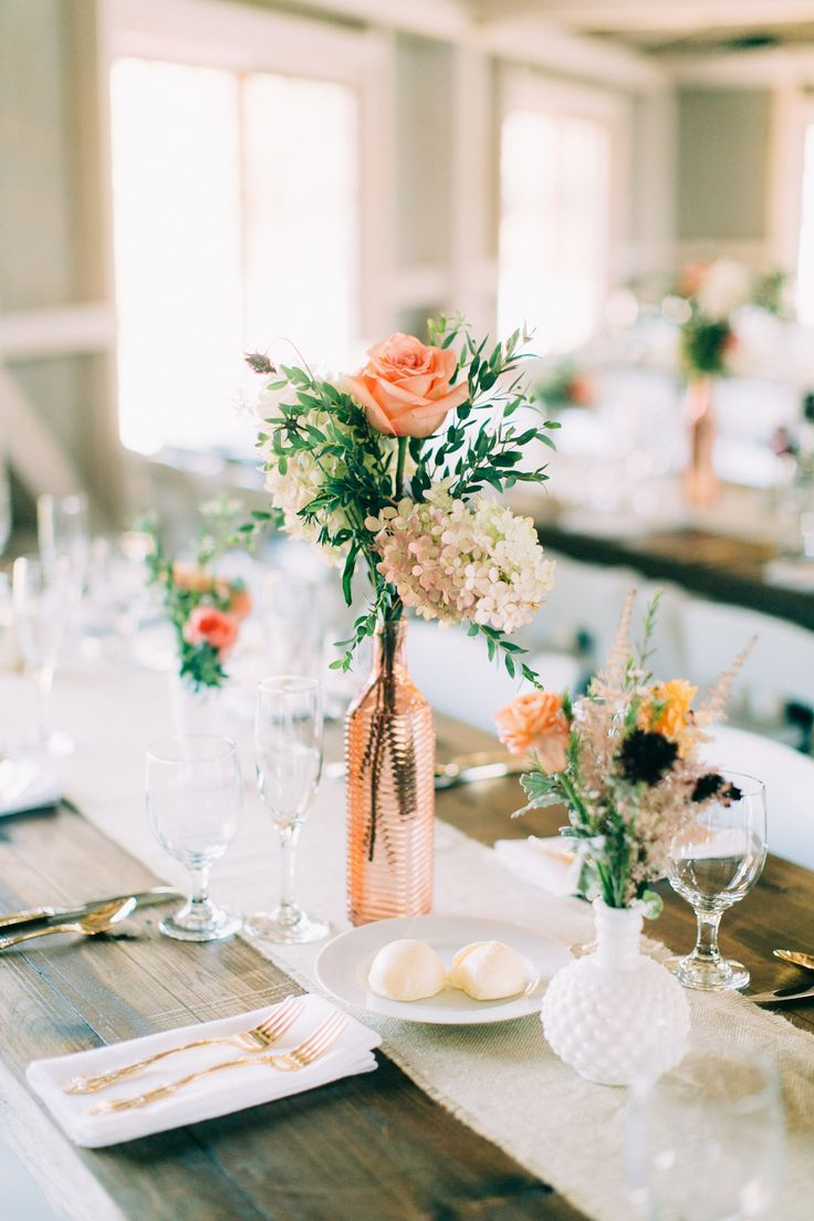 Best 14 Wedding Flowers/ Centerpieces/ Dinner Table images on ...