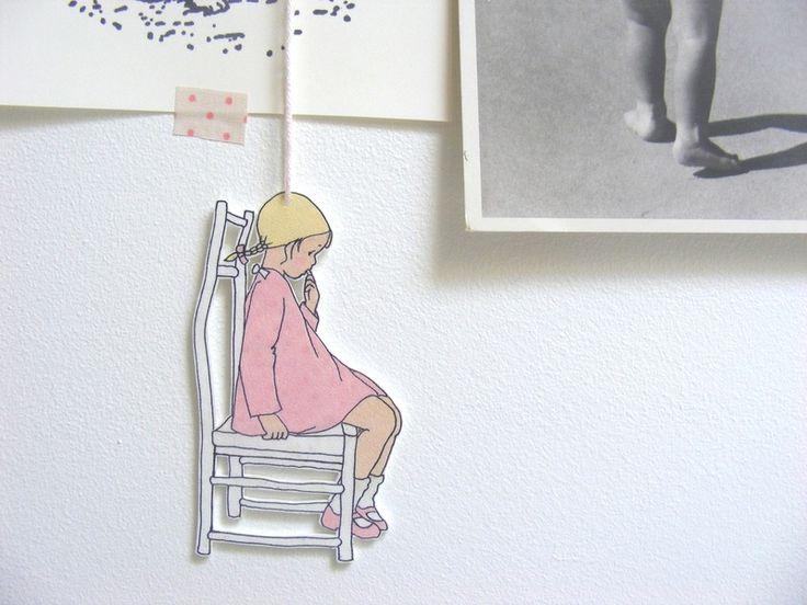 pendentif pour fillette
