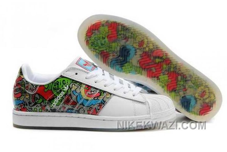 http://www.nikekwazi.com/adidas-superstar-2-white-colorful-shoes-on-sale.html ADIDAS SUPERSTAR 2 WHITE COLORFUL SHOES ON SALE Only $83.00 , Free Shipping!