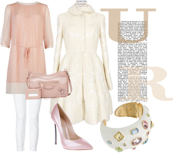 """""""pink"""" by tbozkn on Polyvore"""