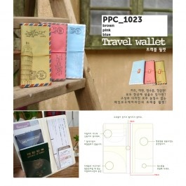 Traver Wallet Passport Holder SD_031