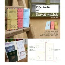 Traver Wallet Passport Holder SD_031