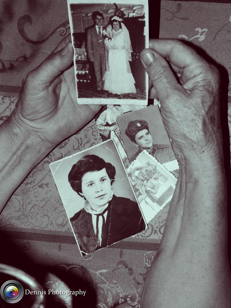 Memory grandmather by Tătar Dennis Marian on 500px