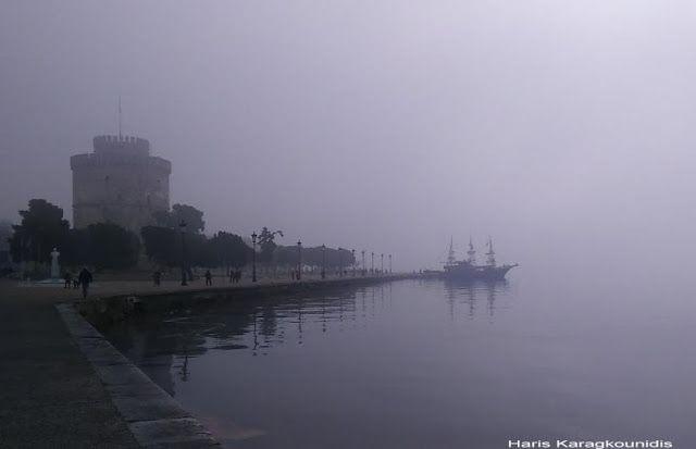 Haris Karagkounidis: Thessaloniki-White Tower