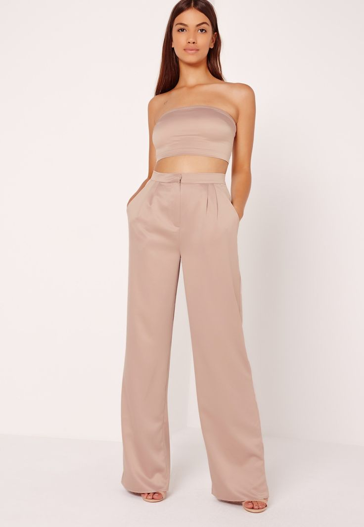 Sleek, chic and totally on fleek, these trousers are a sure fire way to look on…