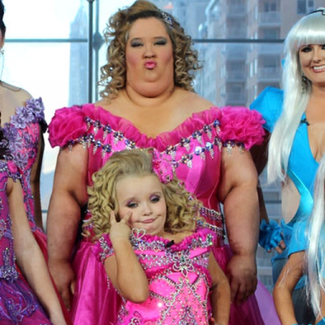 Honey Boo Boo Child - she was so funny!