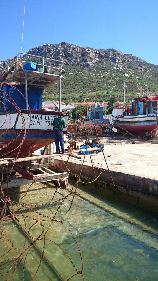 Kalk Bay harbour #kalkys