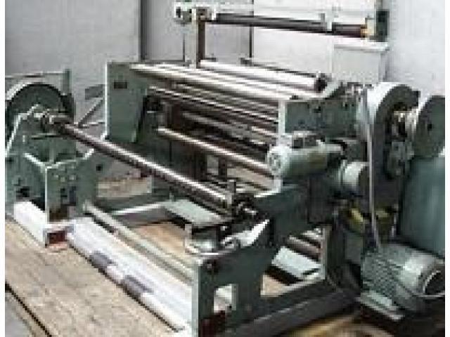 Producator echipamente hartie, tuburi carton