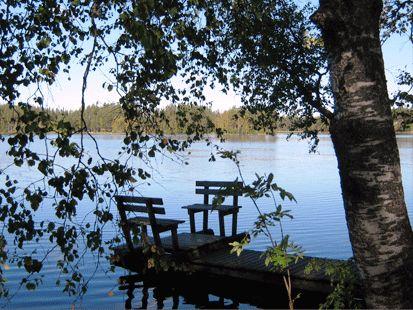 Palojärvi Antintuvan Lomamökit - Visit Kauhava / Kortesjärvi