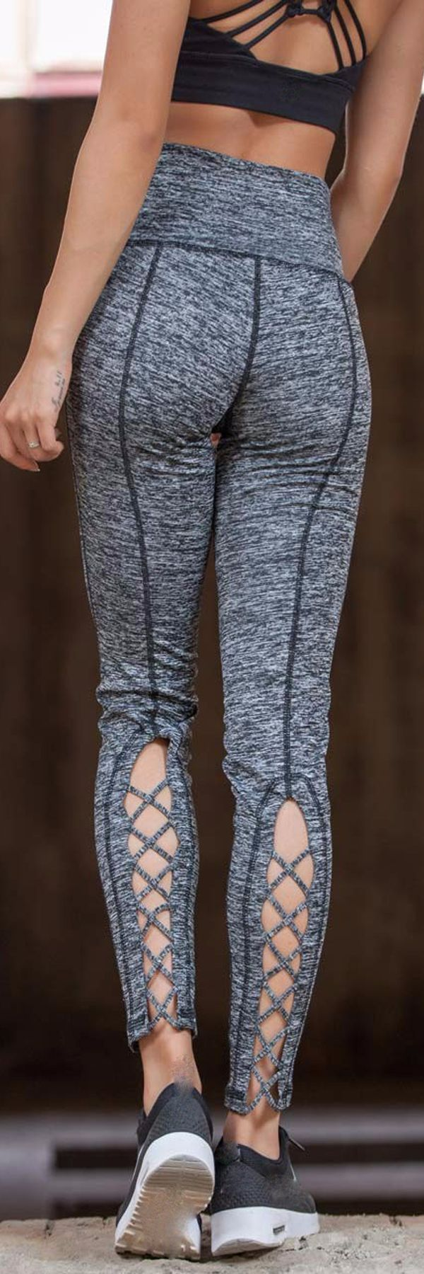 These Criss Cross Cutout Leggings Are Selling Like Crazy! They are super comfortable and supportive while providing the perfect amount of style and breathability. Don't forget to use code PIN20 to save an extra 20% off your entire order. Don't forget Free Shipping!