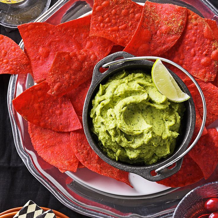 Avocado Bean Dip Recipe -I love guacamole! But I add beans to boost the amount of fiber in this version. It has a texture similar to hummus and is perfect for dipping chips, pita or veggies. —Raquel Haggard, Edmond, Oklahoma