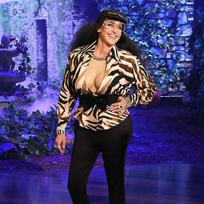Hot: Ellen DeGeneres Reveals Her Epic Halloween Kostume: 'I'm Karla Kardashian!'