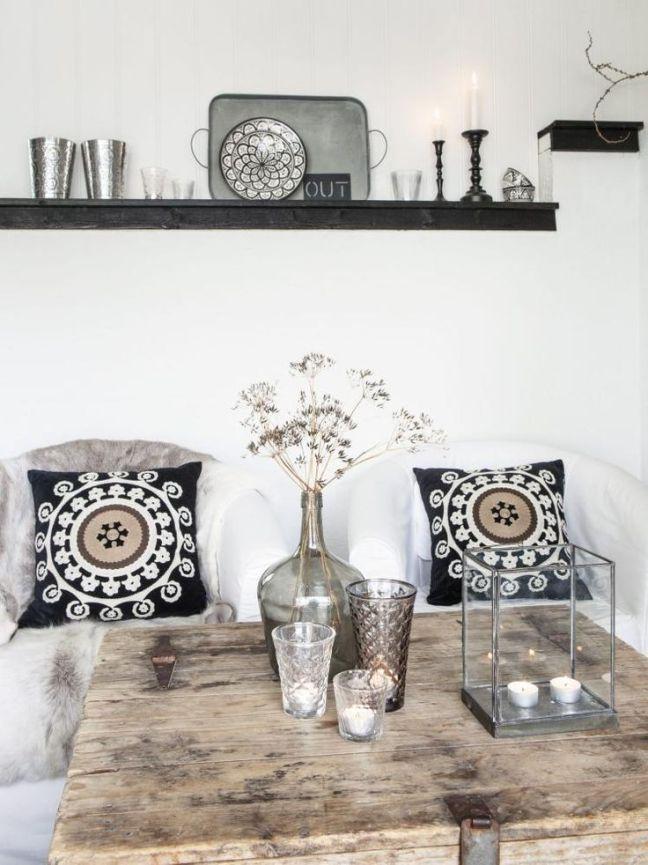 25 beste idee n over marokkaanse woonkamers op pinterest gezellig appartement decor bruine - Salon decoratie ideeen ...