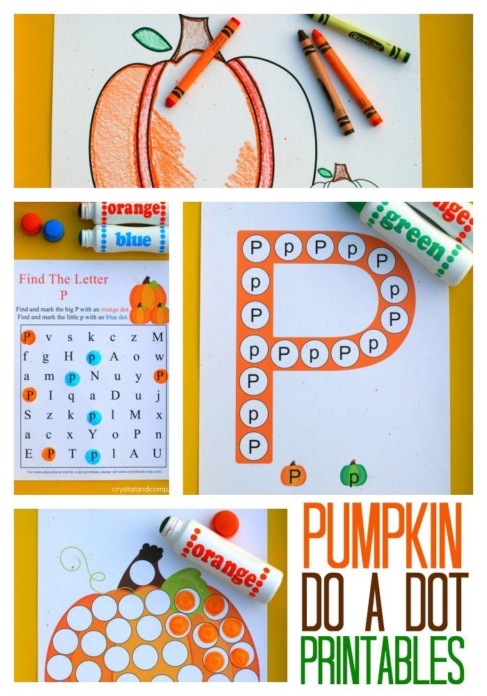 pumpkin do a dot printables crystalandcomp