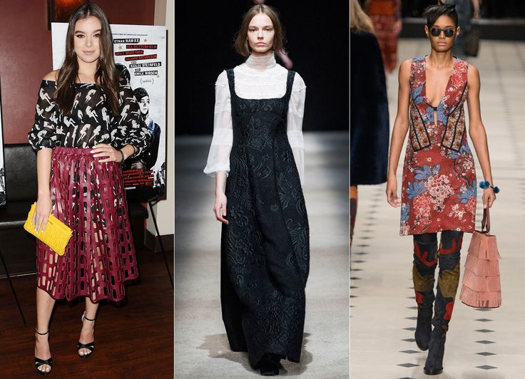 Celebrity-Inspired Takes on the Biggest Fall 2015 Fashion Trends from InStyle.com