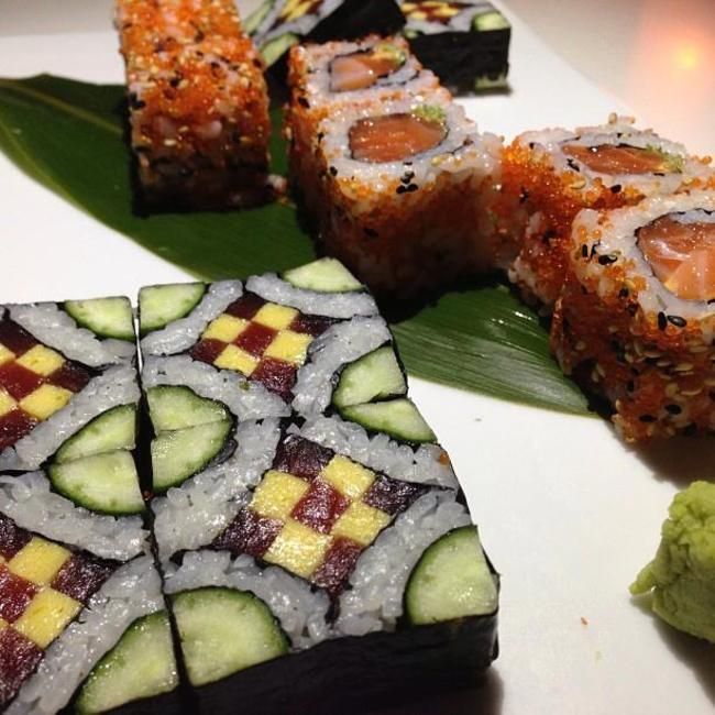 30+ Pieces of Creative Sushi Art Almost Too Beautiful To Eat