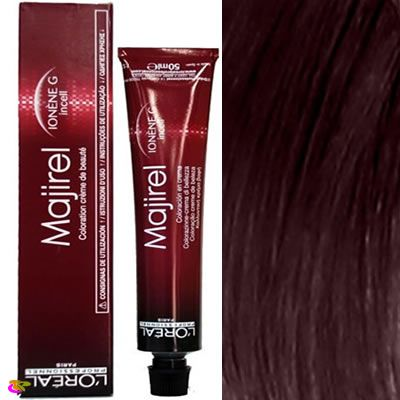 L'Oreal coloration Majirel 5.52 chatain clair Acajou Irisé  50ml