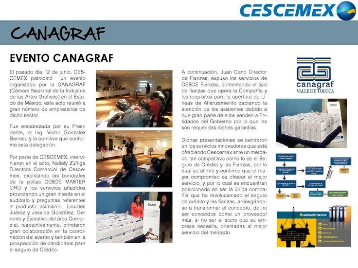 Evento Canagraf