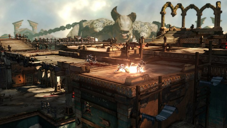 GoW: Ascension - Multiplayer screenshot