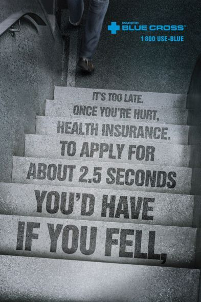 Pacific Blue Cross Health Insurance Stairs STAIRS Pinterest Amazing Blue Cross Health Insurance Quotes