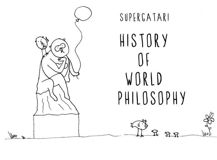The History of Philosophy, in Superhero Comics | Brain Pickings(1)