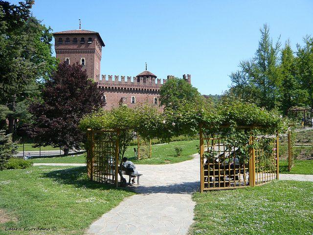 Giardino roccioso - Castello del Valentino