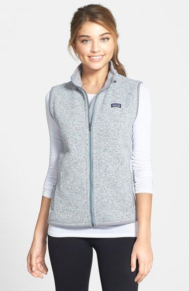 Patagonia 'Better Sweater' Vest available at #Nordstrom