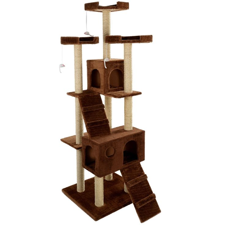 Mool Deluxe Cat Activity Centre –  Extra Large, 181 cm