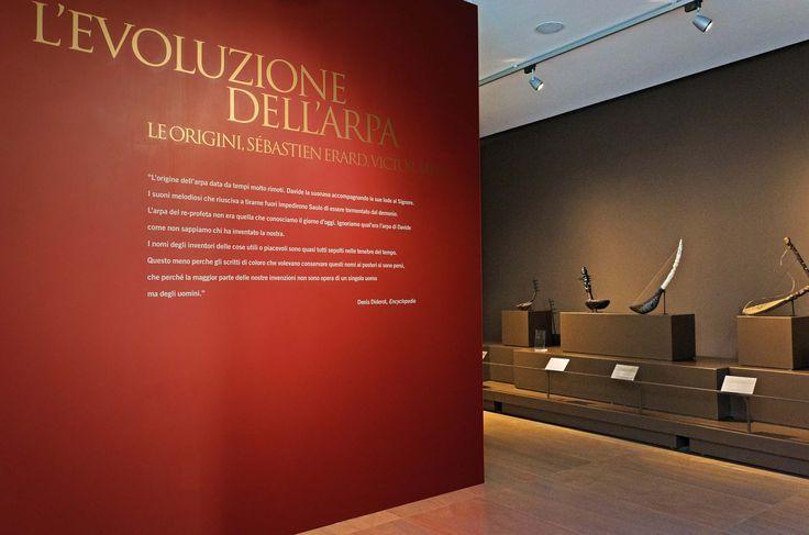 Museo dell'Arpa Victor Salvi - Piasco