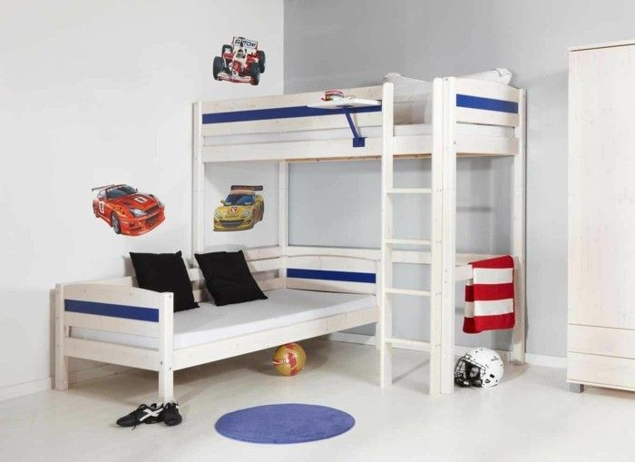 Ausgefallene hochbetten für erwachsene  19 besten Hochbett Bilder auf Pinterest | Kinderzimmer, Etagenbett ...