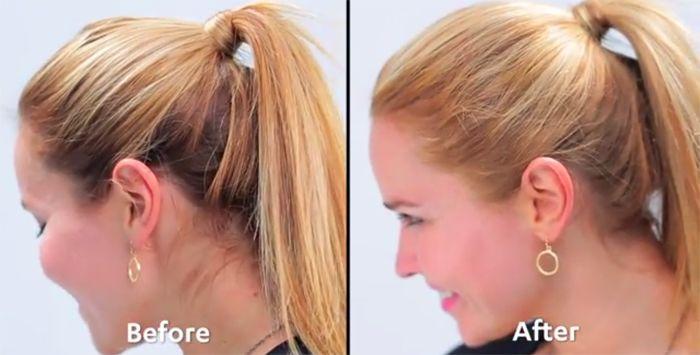 Saçlarını sürekli boyayanlar bilir özellikle açık tonlar seçenler saçların dibinden gelen koyu renk için sık sık kuaföre giderler. Bazı tonlarda güzel bile duruyor ama çok koyu tonlarda gerçekten dip boyası bakımsız bir görüntü ortaya çıkarıyor. Bu soruna çare bulmuşlar aslında acayip bir çözüm. Saç renginize yakın far benzeri fırçalı bir ürün var saçınıza şekil verdikten …