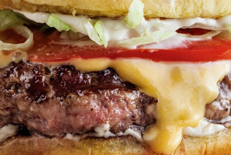 The Perfect Cheeseburger Recipe. It's mouthwatering and a classic.
