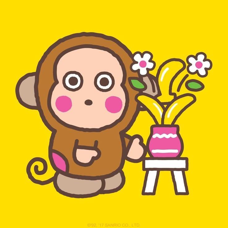Monkey around today with #Monkichi! #MonkeyAroundDay