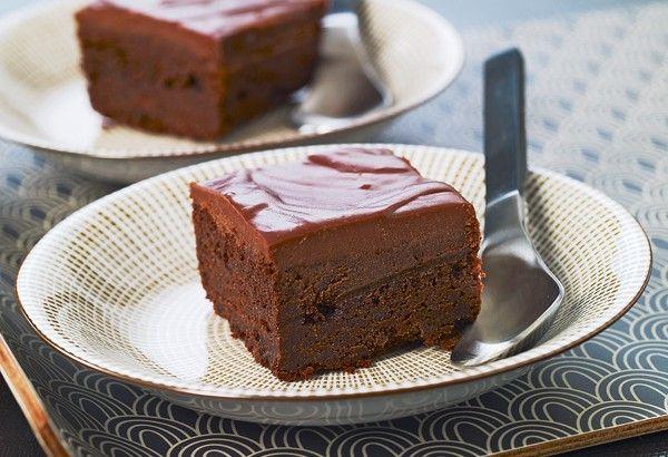 Gâteau chocolat Cyril Lignac