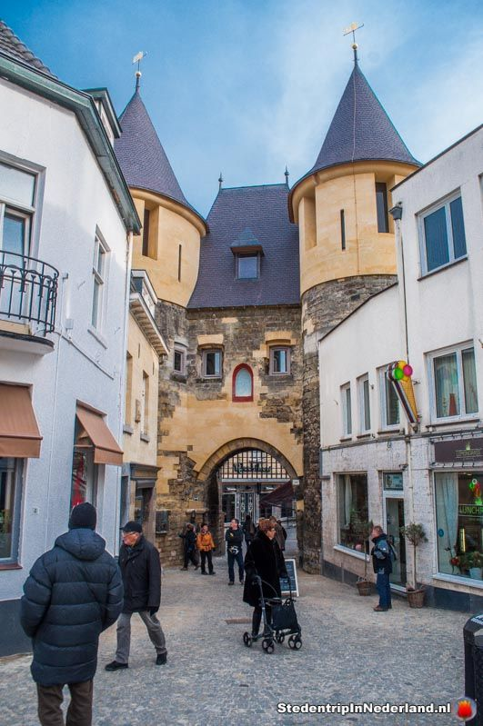 Grendelpoort Valkenburg, the Netherlands