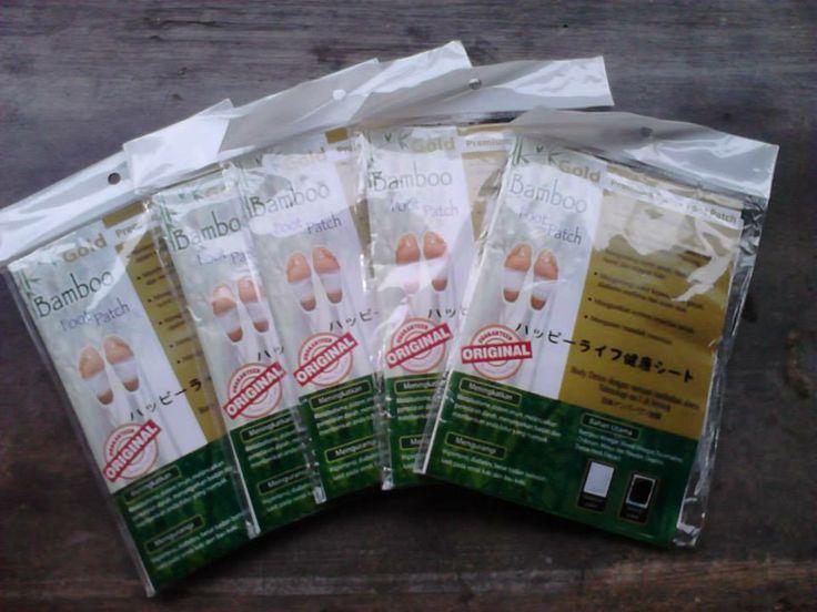 Bamboo Foot Patch Fungsi : - menyerap racun umum - menyegarkan tubuh - menambah stamina - mengurangi penyakit - menambah kekebalan - dan masih banyak lagi Harga : Rp 17.000 (Free ongkir)
