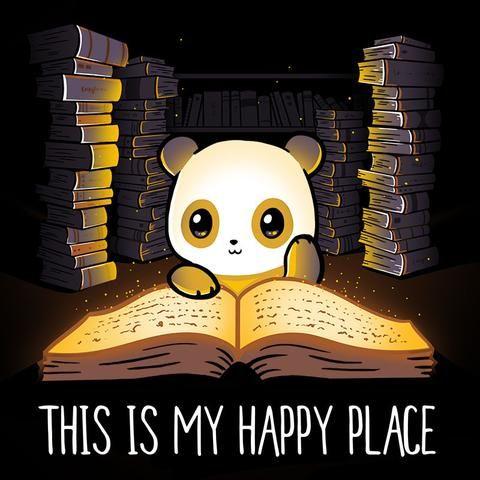 My Happy Place T-Shirt on TeeTurtle #wishlist