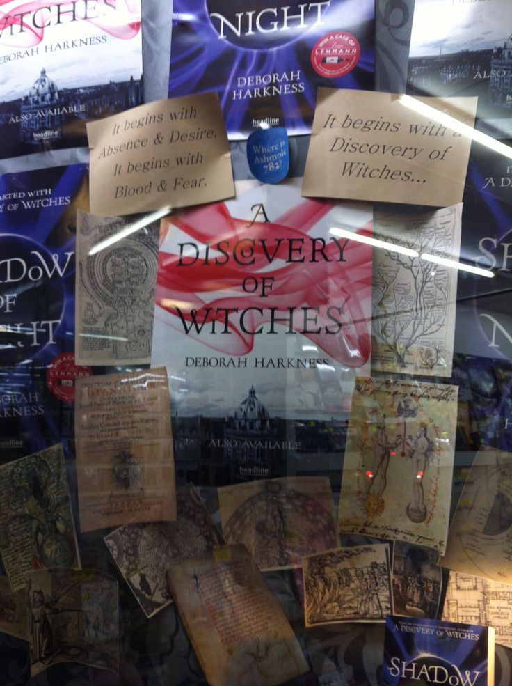 Discovery of Witches Deborah Harkness