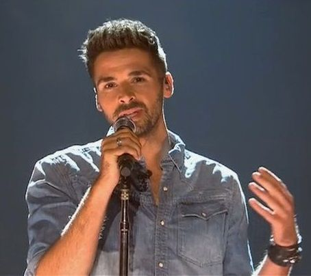 Ben Haenow- XFactor winner and an incredible singer! He just came out with his first single, where he covered Something I Need