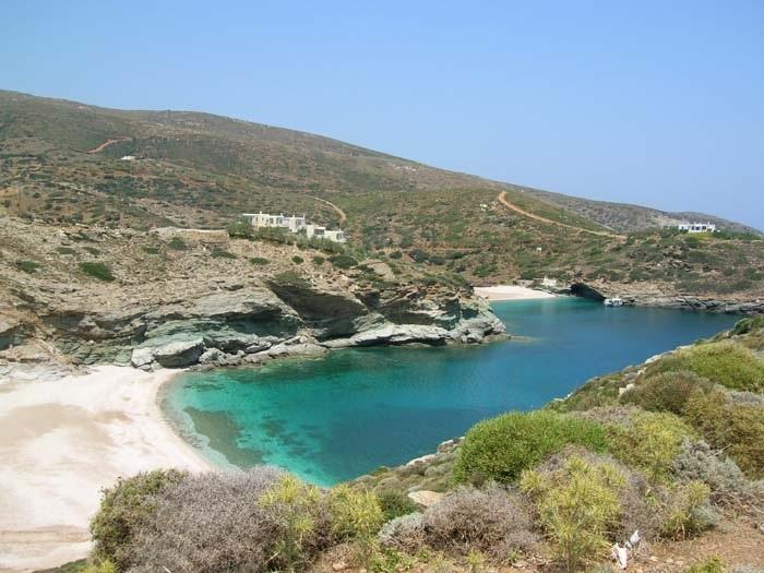 Beaches of Gidi & Vitali